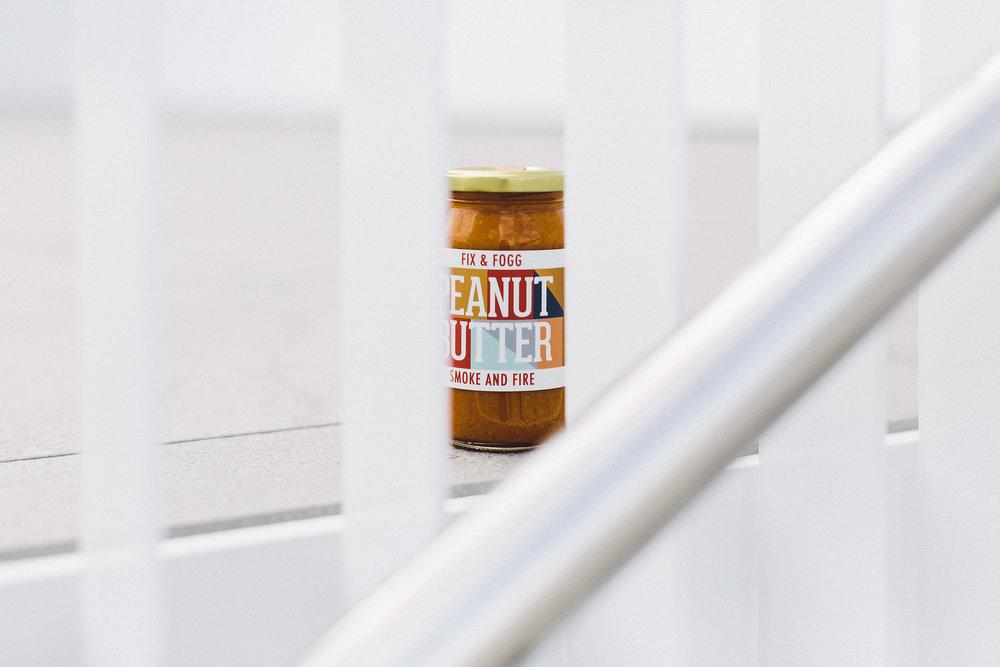Fix & Fogg gourmet peanut butter
