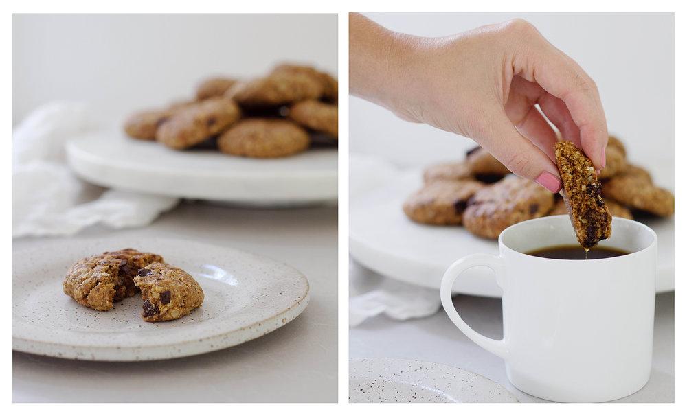 Fix and Fogg Peanut Butter Cookies recipe