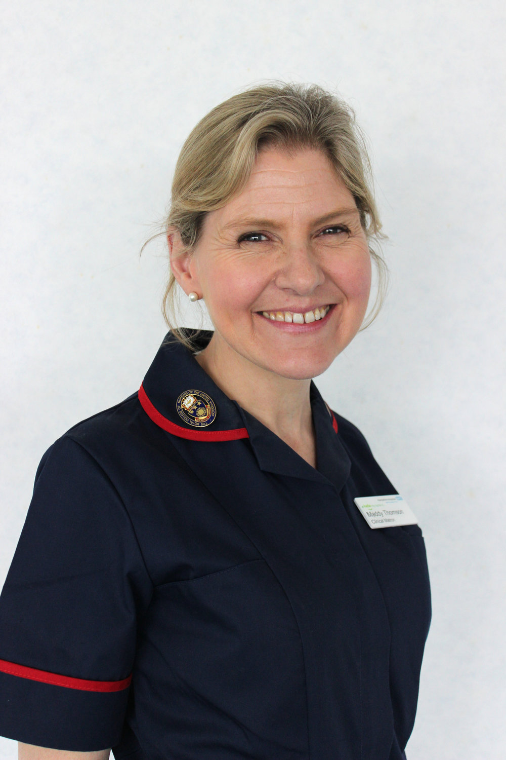 Maddy Thomson, Clinical Matron, Palliative Care