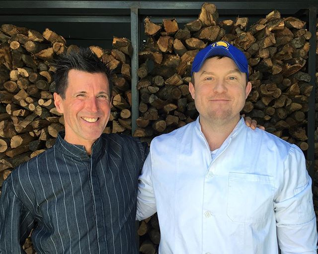 Dear Friends,  I am very exited to share that my good friend Laurent Gras will be joining the team at Saison. We have always seen eye to eye on many of our values and timing aligned perfectly for both of us. As many of you know Laurent is a true craftsman, shares a deep respect for product and has that rare innate ability to feel quality.  We, along with the talented team, will be collaborating side by side to drive the next stage of evolution and will be working within the Saison framework (i.e., fire methodology, etc). Both Laurent and I are very excited for what's to come. Stay tuned for details and looking forward to seeing you all soon #jiayou