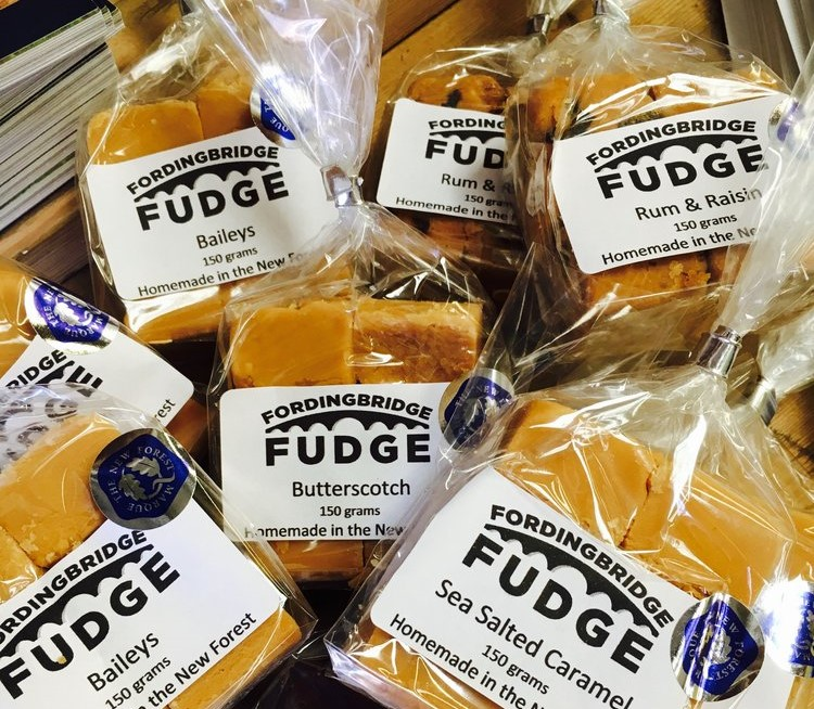 Visit Fordingbridge Fudge's Website >