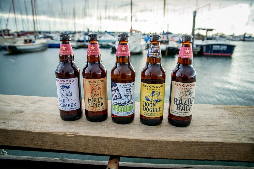 Visit the Ringwood Brewery Website >