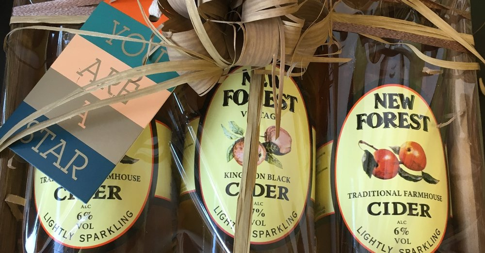New Forest Cider