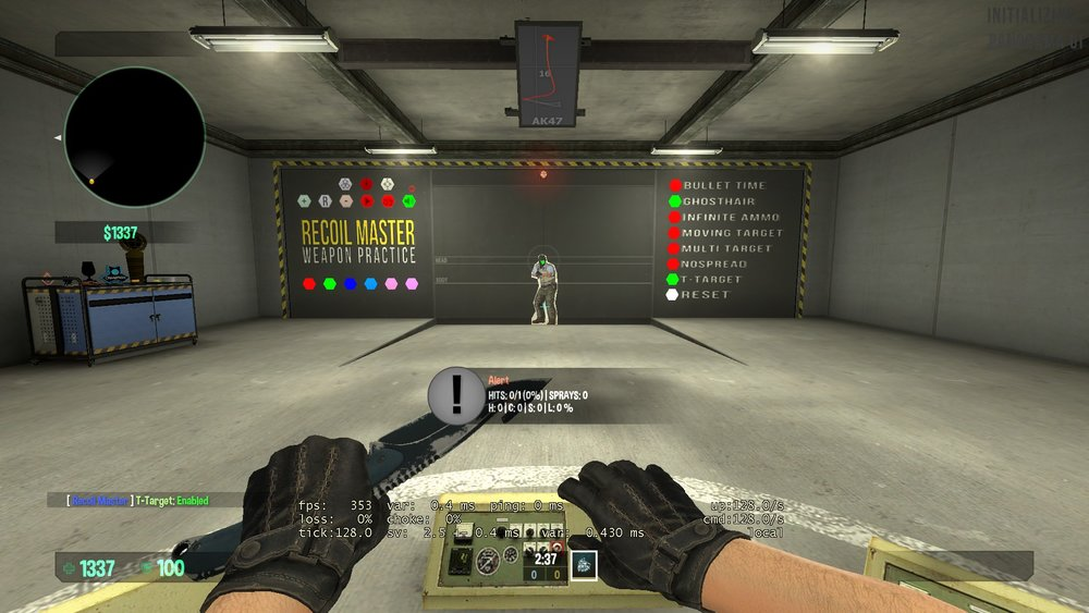Unlimited ammo csgo