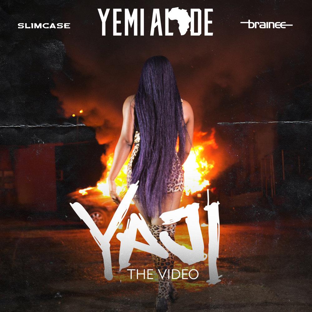 Yemi Alade - YAJI [Video Poster].jpg