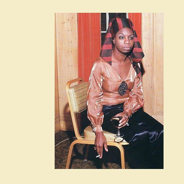 Happy International Women's Day to women who march, women who walk, women who yell, teachers, matriarchs, eldest daughters, storytellers, inventors, girls, and every woman in between. 📸: Nina Simone, 1978.