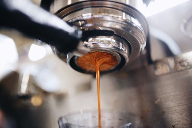 Espresso is at the heart of all our drinks from the purist to the Milky Way. Come by and check out what a difference care and intentionality can make in your cup of coffee. #seeyousoon