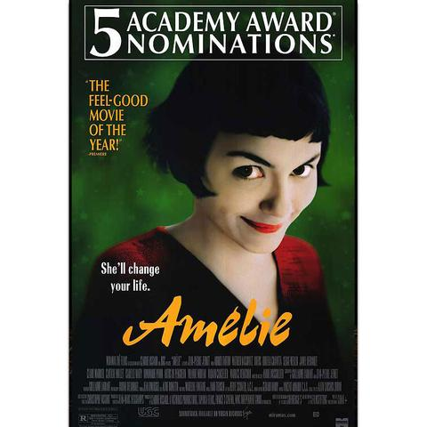 Amelie is one of my favourite films