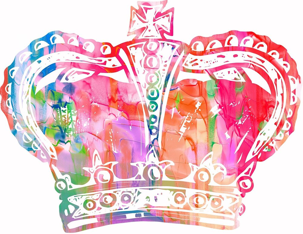 Victoria is strongly associated with royalty.