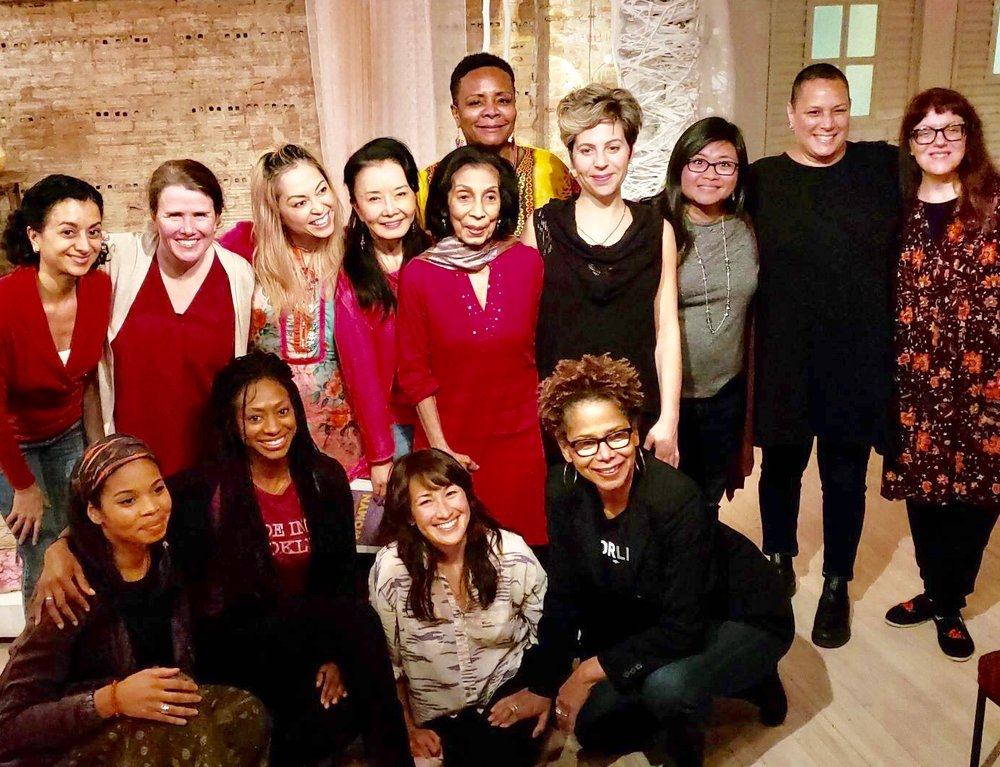 Truth & Reconciliation of Womyn–curated by Tony-winner Tonya Pinkins - Three evenings of restorative narratives by leading intersectional feminist playwrights, plus talkbacks, will address historical and contemporary stories of the oppression of and by womyn to offer paths to healing.Learn more