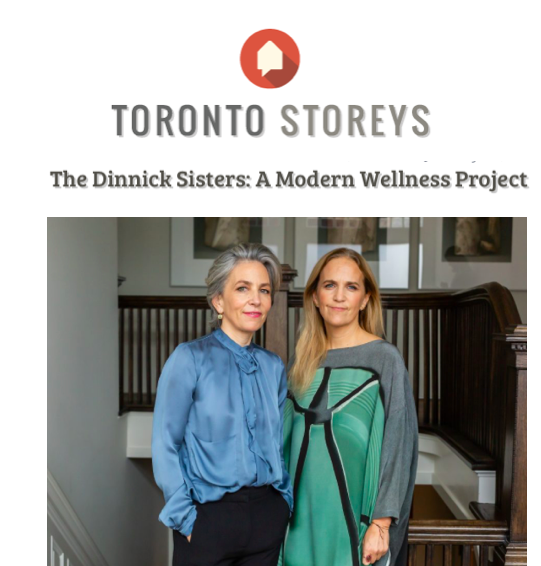 Toronto Storeys A Wellness Project