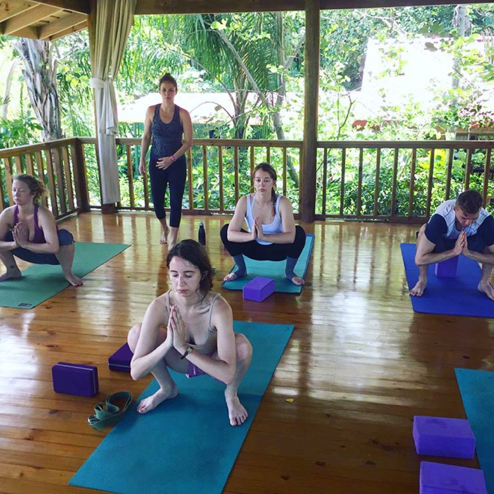 The Yoga Studio at Bodhi