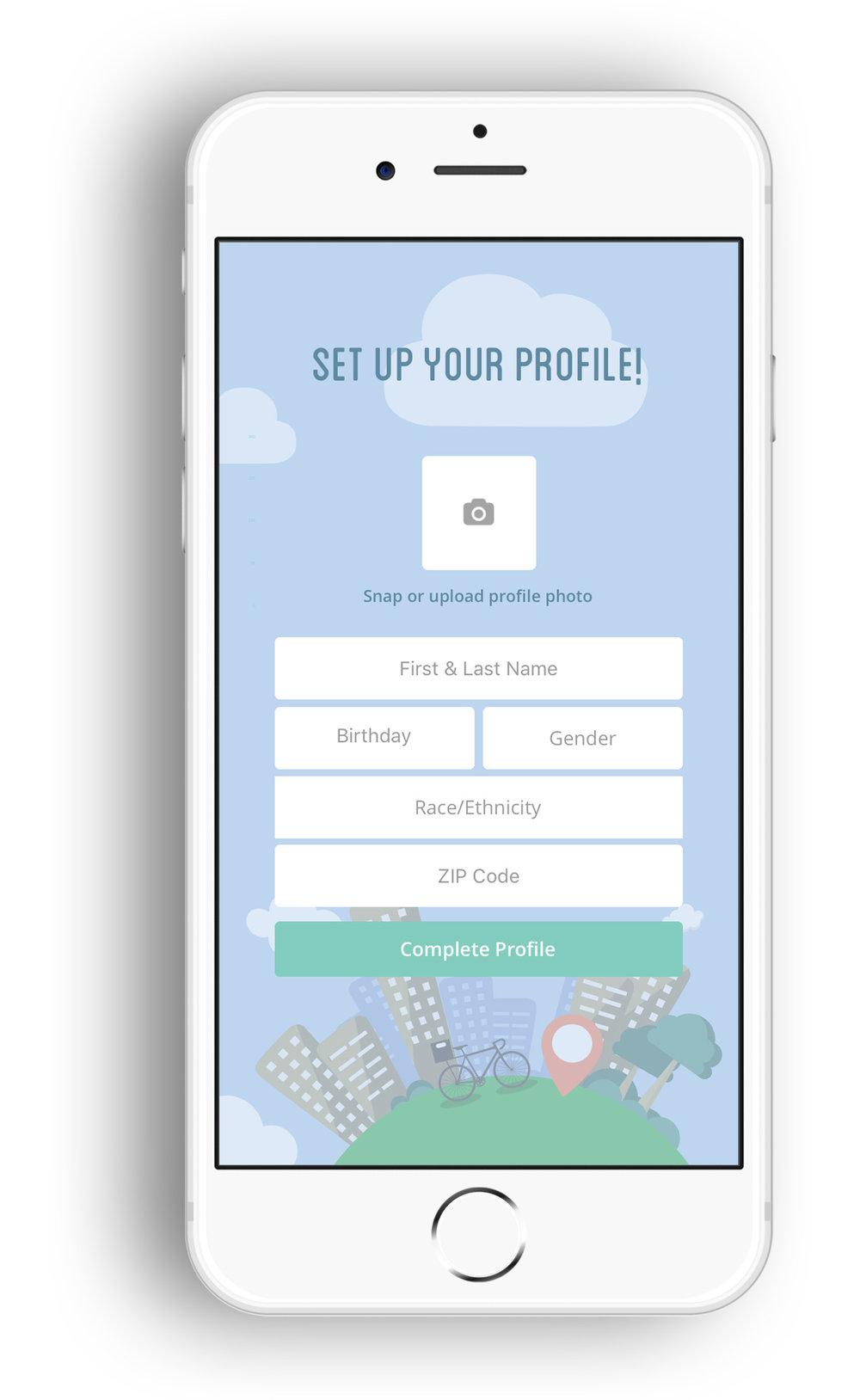 MilkCrate_App_User Profile