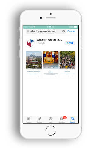 Wharton App Download iOS Android Store