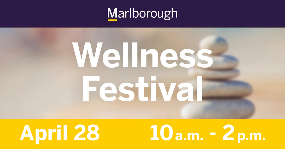 Marlborough and Balance Chestnut Hill Wellness Festival App