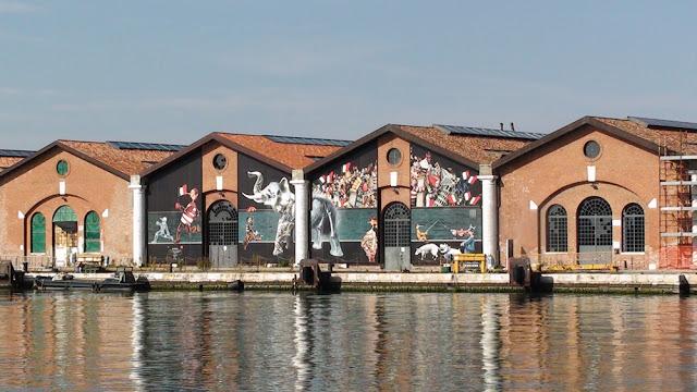 Giardini Venice Biennale