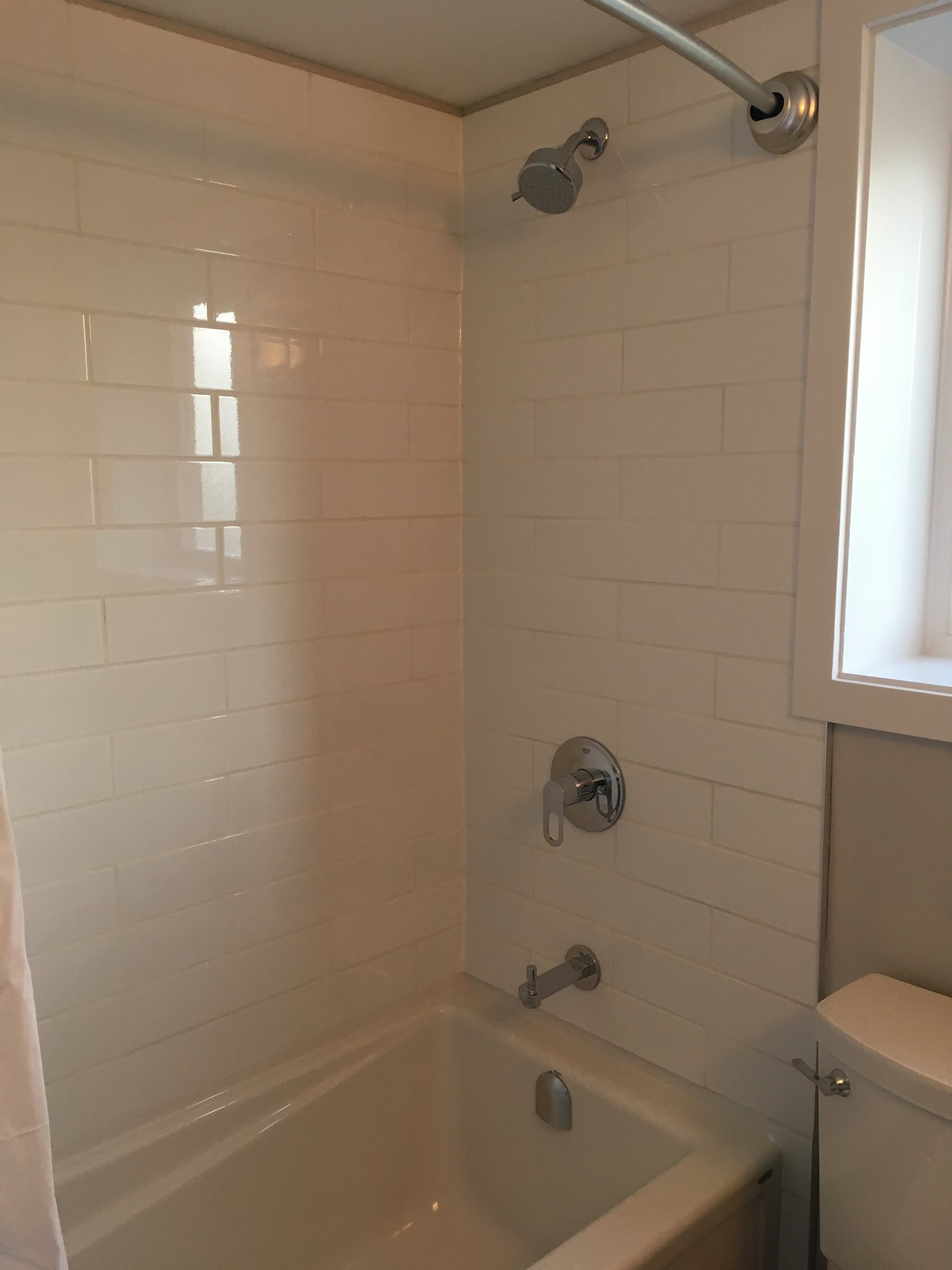 Bathrooms — Create Design & Construction