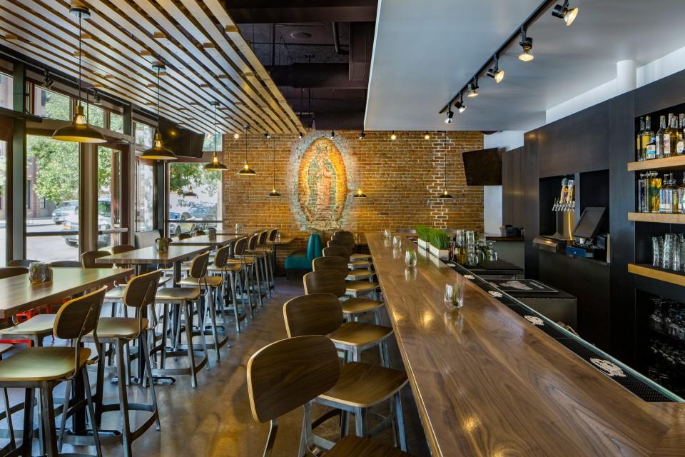 Modern Denver Resturant