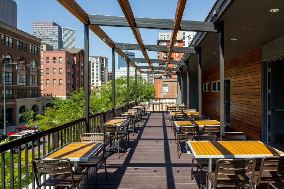 Rooftop Bar Design