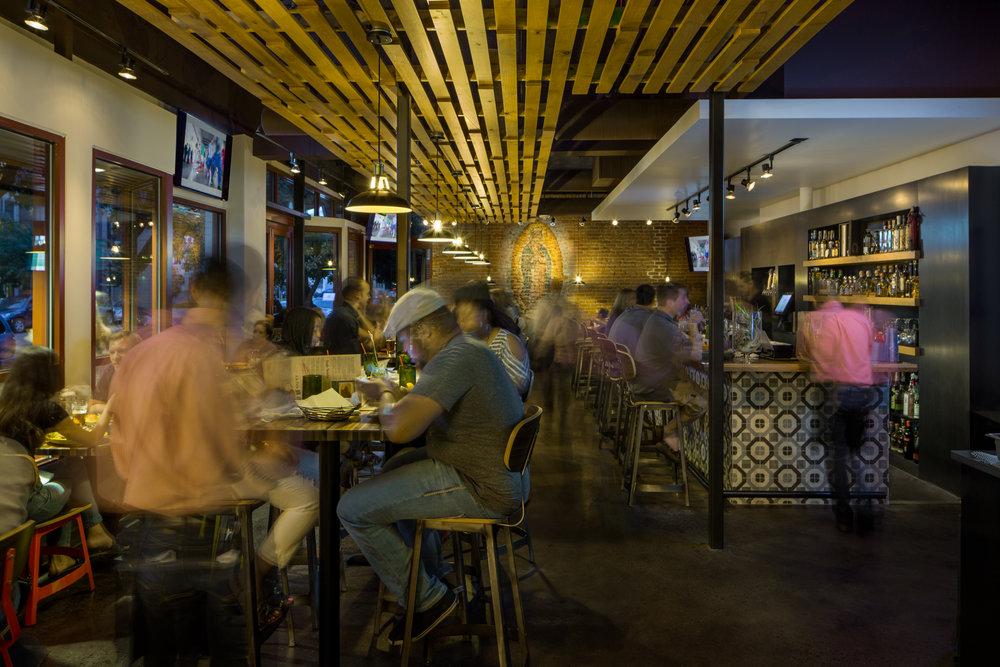 Contemporary Restaurant Architecture