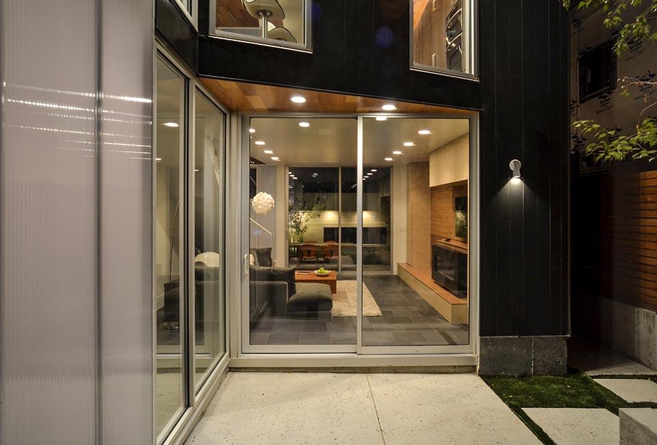 Glass Courtyard