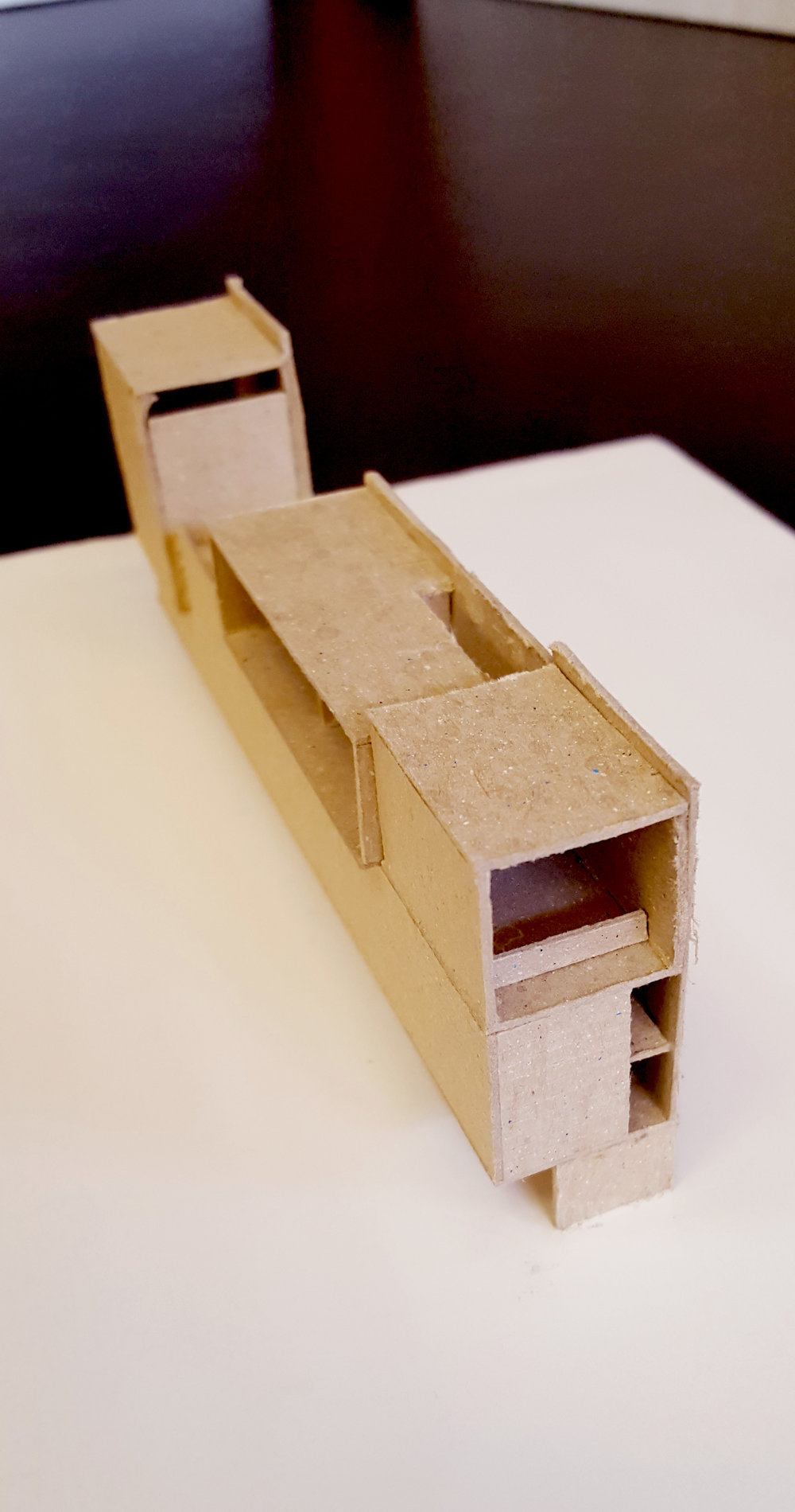 Concept Massing Model