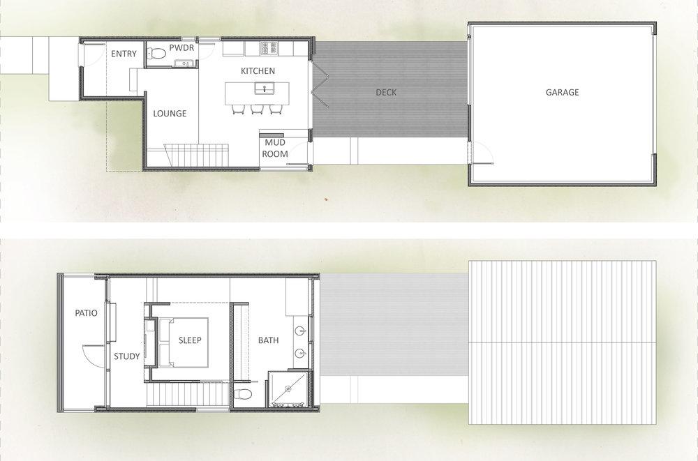 Dinges Residence Plans