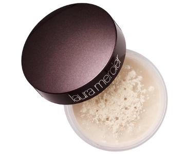 Laura Mercier Loose Translucent Setting Powder (Standard $38, Mini $15)