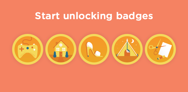 Badge Icons