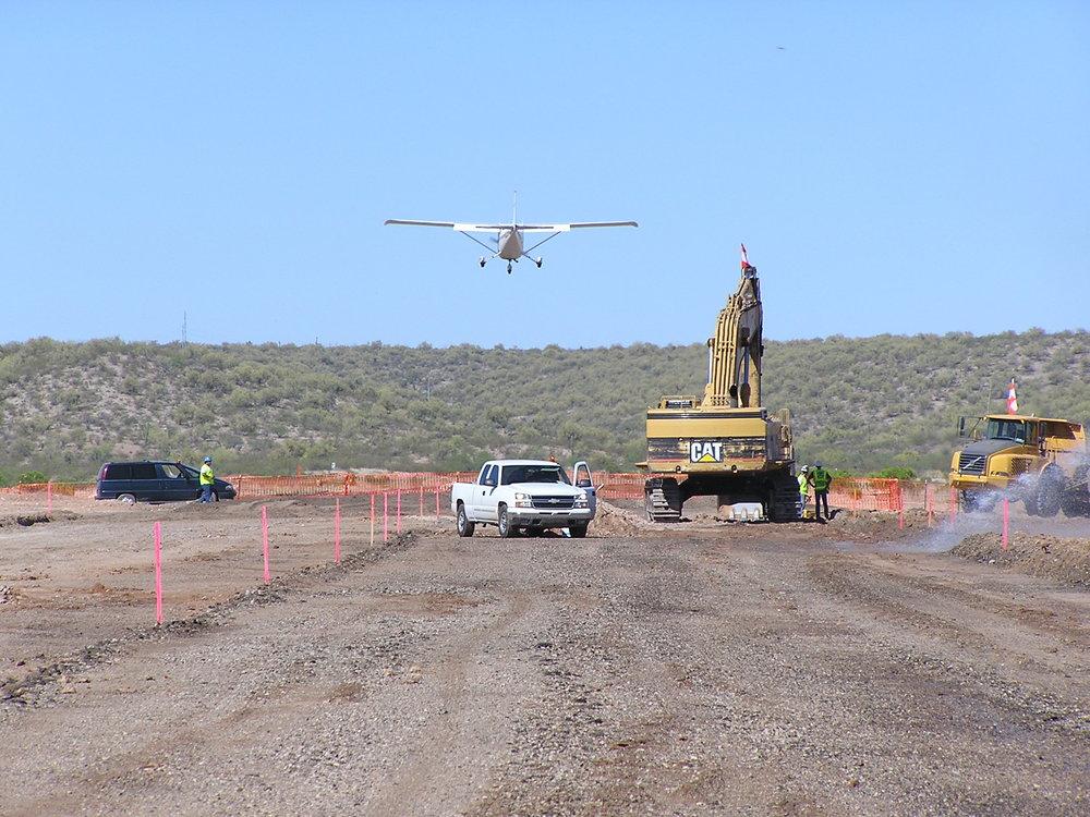Runway Reconstruction