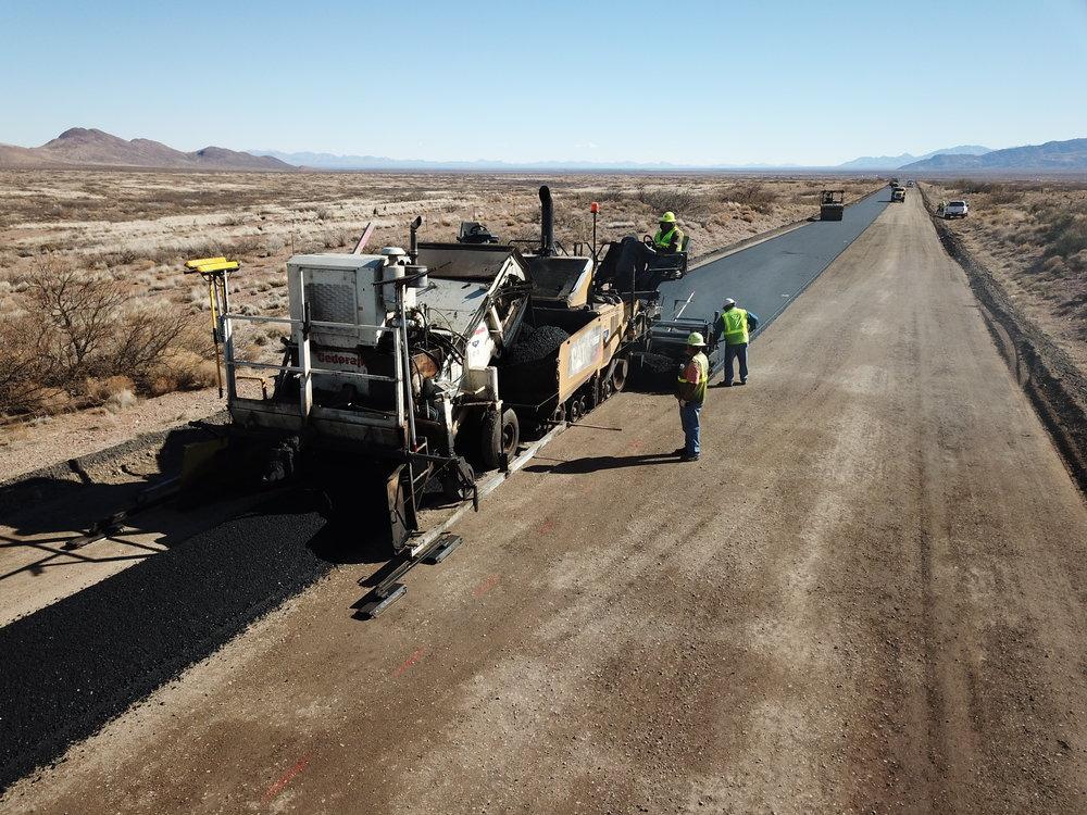 UY 191 Jct I-10 to Jct US 191