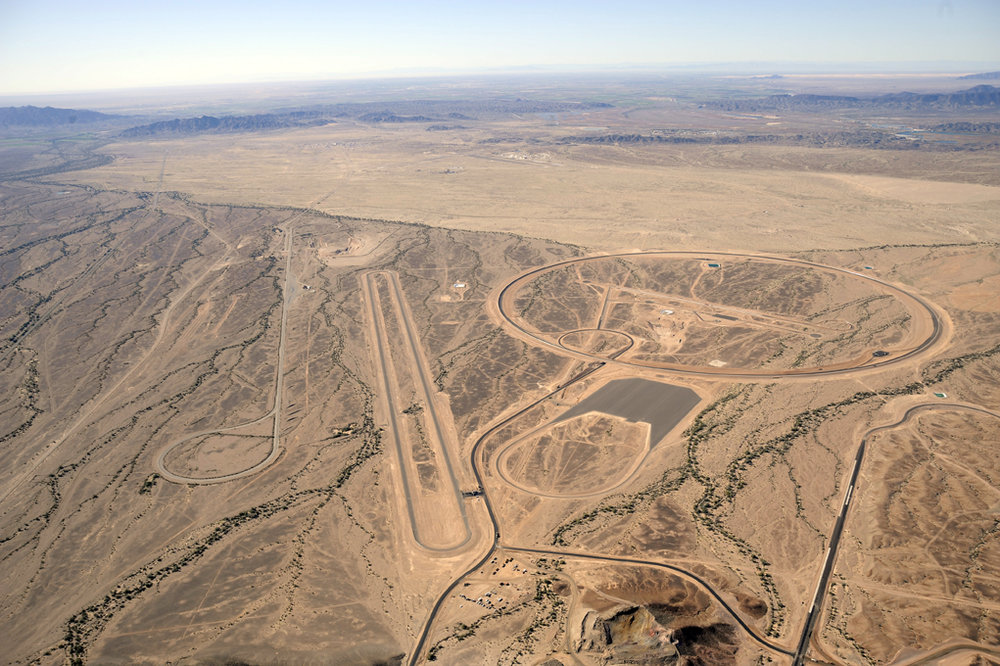General Motors Southwest Proving Grounds