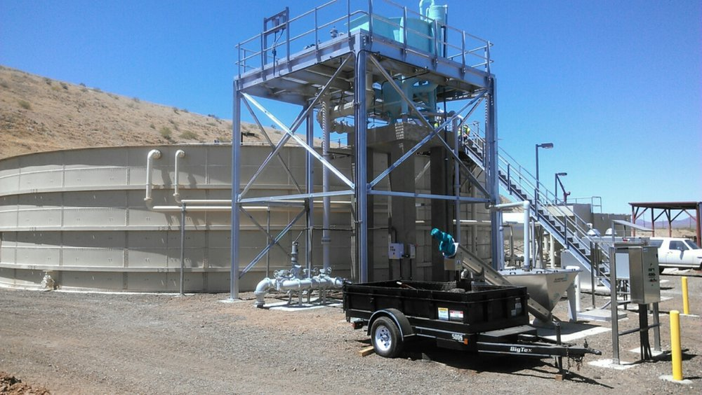 Wastewater Treatment Plant Improvements