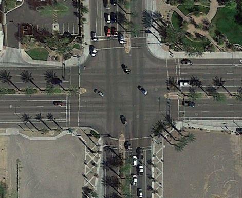Arizona Avenue and Chandler Blvd CMAR
