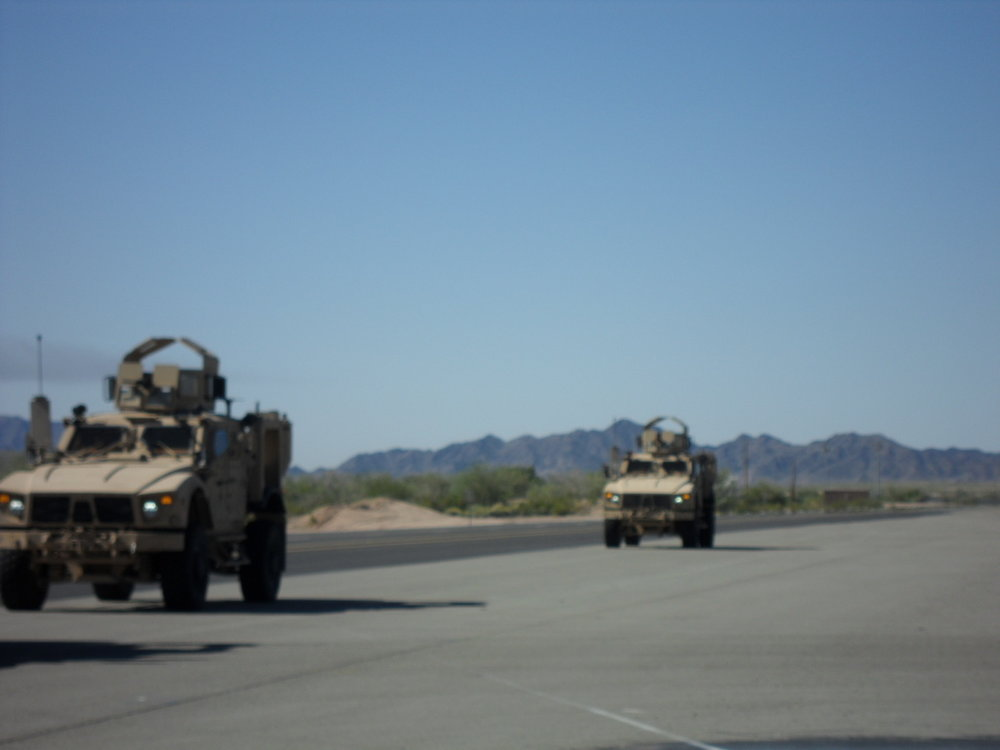 Yuma Army Proving Grounds