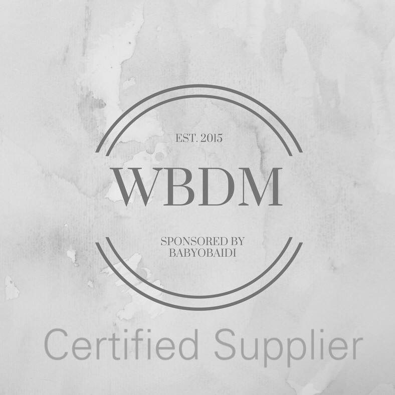 WBDM+recommended+supplier