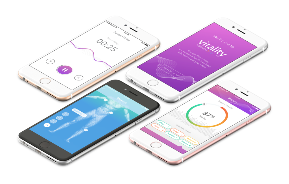 Measure, track & improve your functional health -