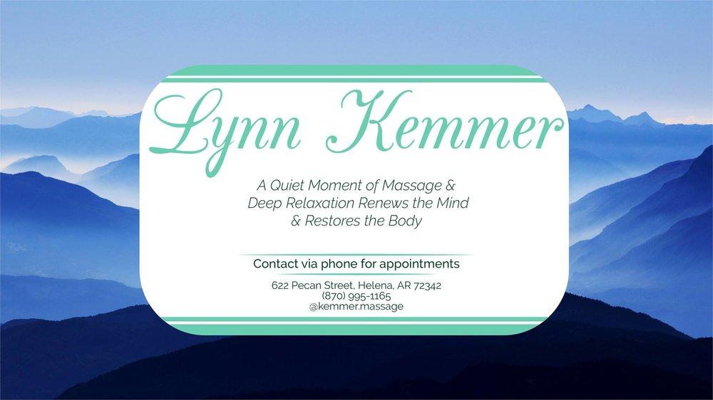 Lynn Kemmer Massage