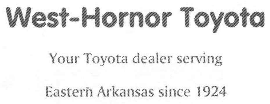 West-Hornor Toyota