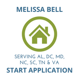 Senior Loan Officer Sales Manager NMLS ID #: 450558      Click to Meet Melissa   Email Melissa Bell