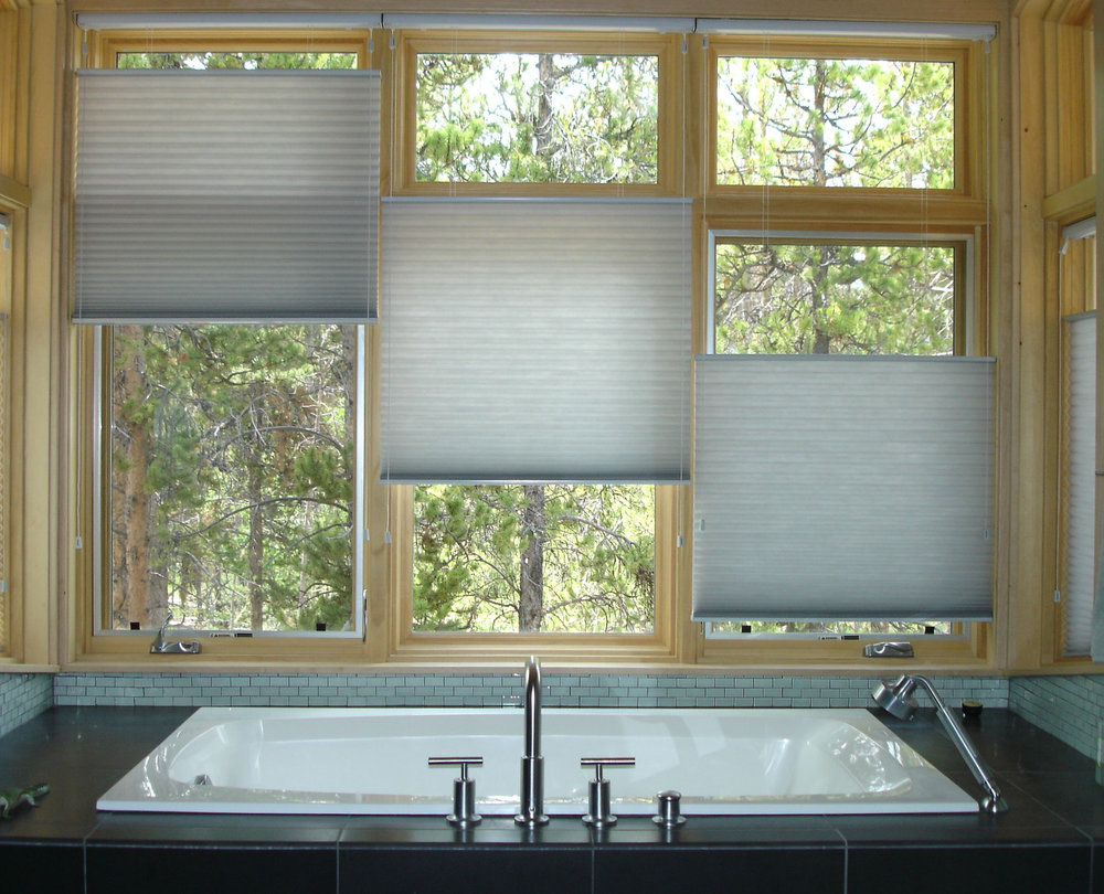 About The Blind Guy - Marcus Stephenson installs custom window treatments in and around the Ocean State...