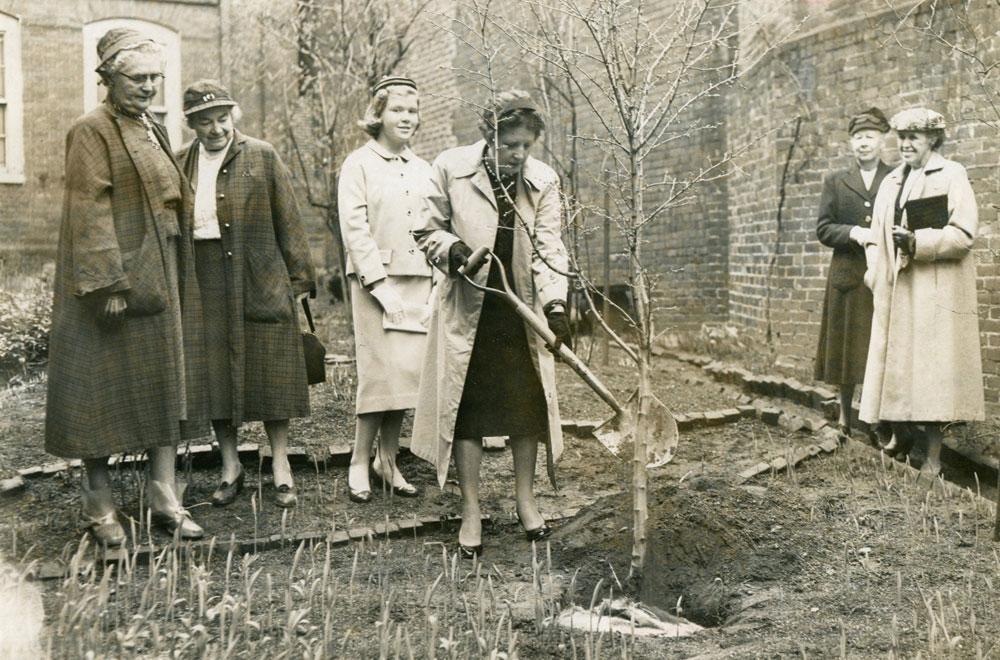 History of The Longfellow Garden Club