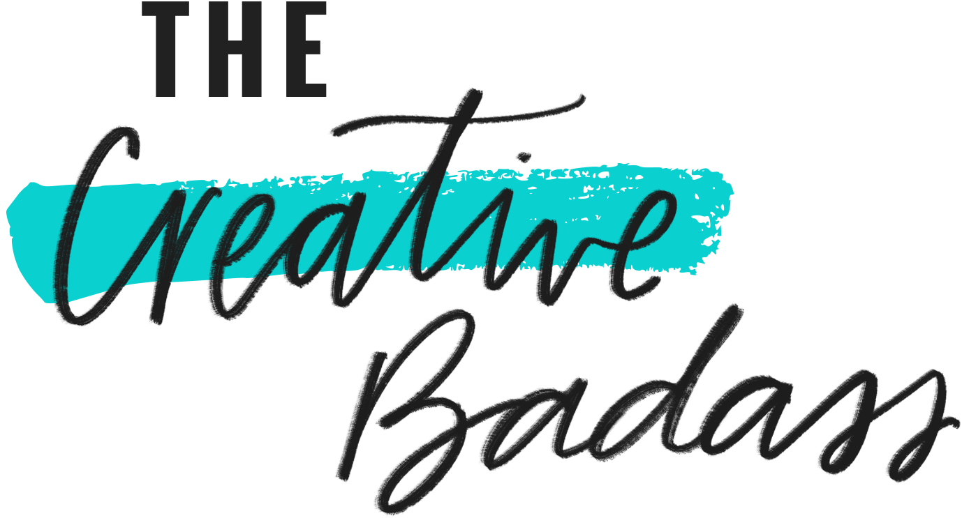 The Creative Badass | Rewrite Your Story Through Creative Art Journaling