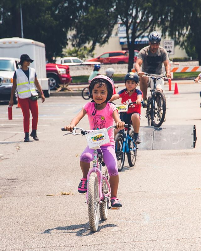Need a refresher on you bike skills? The Walk-n-Rollers are here to help! All ages welcome. Visit the District Eats & Play hub for this and other great activities! Tomorrow! Visit vhpopenstreets.com for more info!
