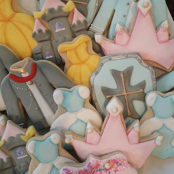 Custom Decorated Cookies in Seattle