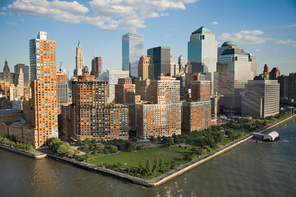 Battery Park City: Endless River Views   Resident Magazine