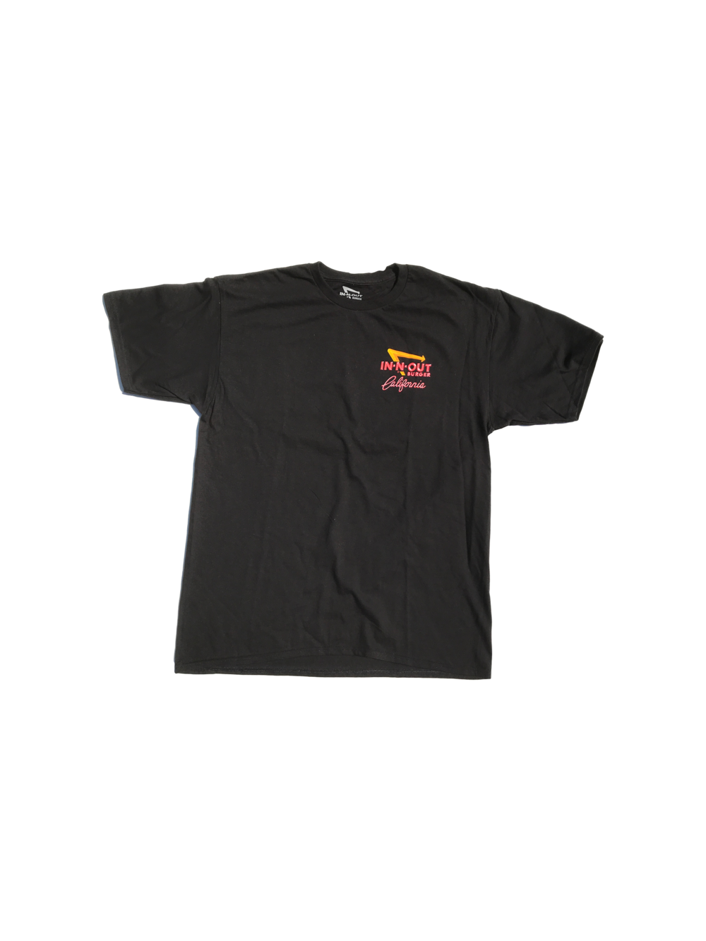 In N Out Burger Tee - L — The Vintage Jawn