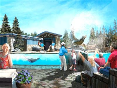 St. Louis Zoo's Sea Lion Sound project came from their master plan. From St. Louis Chinese American News