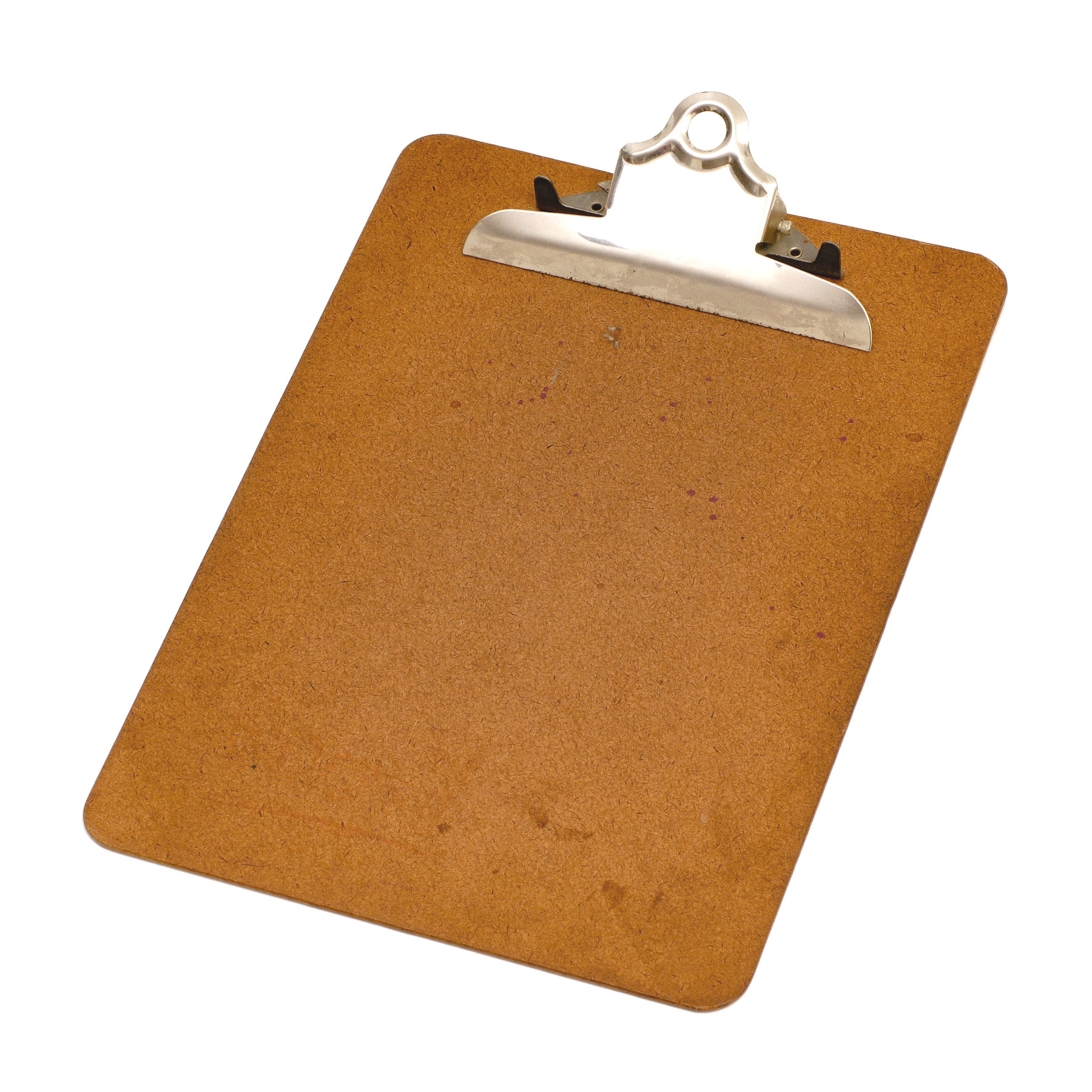 Wood-clipboard