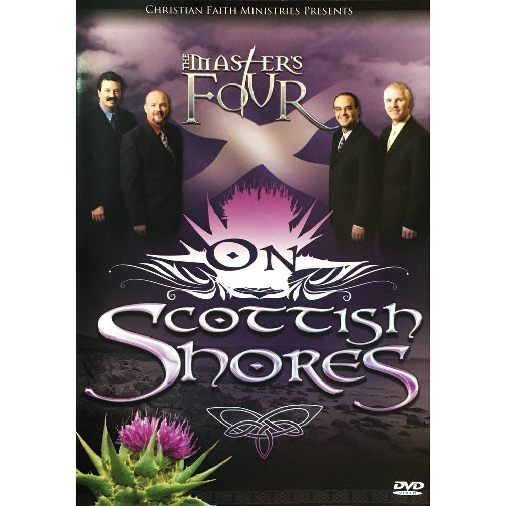ON SCOTTISH SHORES    DVD 2010